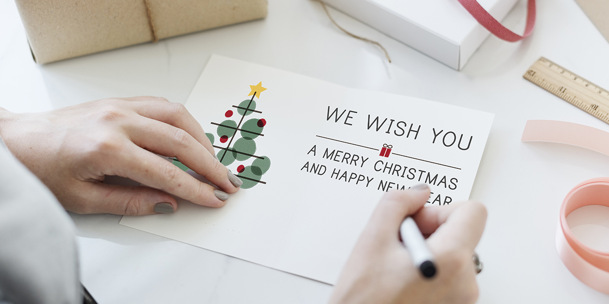 Sending Corporate Christmas Cards